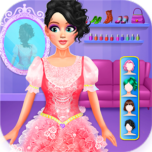 Fashion Girl Beauty Salon Spa Makeover For PC / Windows 7/8/10 / Mac – Free Download