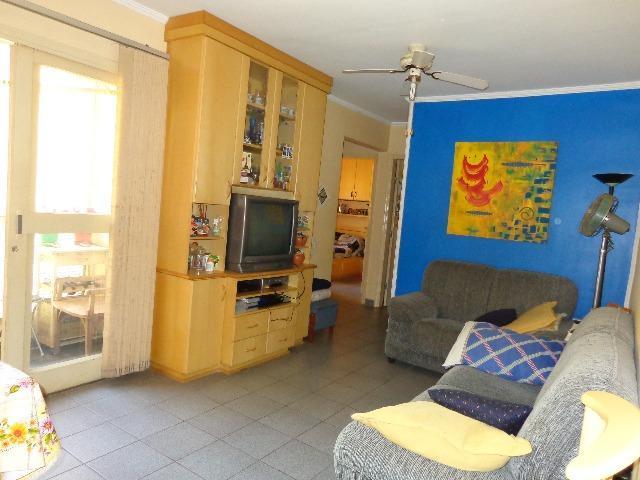 Apartamento residencial à venda, Loteamento Parque São Martinho, Campinas.