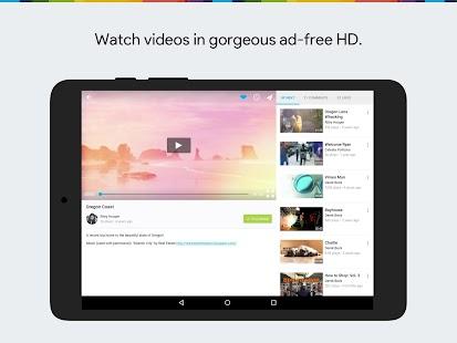 App Vimeo apk for kindle fire
