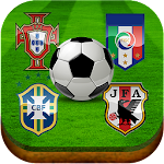 Football national teams Quiz APK Image