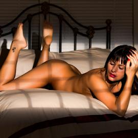 Simone by Adriaan Oosthuizen - Nudes & Boudoir Artistic Nude ( rampix photography, boudoir, saracen, @rampix_mk, simone huntley, #rampix )