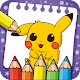Coloring Book for Pokem Monsters