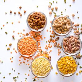 Indian Pulse by Kunal Kumar Maurya - Food & Drink Ingredients ( bowl, bengal gram, pulse, gram, lentins )
