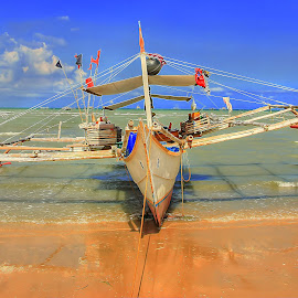 roxas,palawan by Abu Abdullah - Transportation Boats ( boats, transportation )