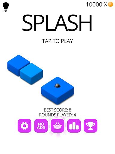 Splash - screenshot