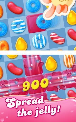 Candy Crush Jelly Saga - screenshot