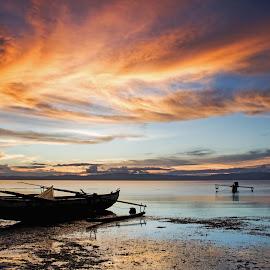 Sunset Desa Morela by Dody Alaydrus - Landscapes Sunsets & Sunrises