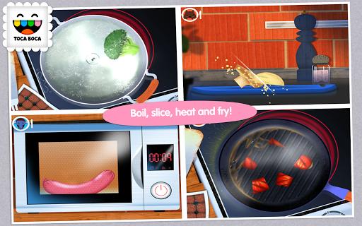 Toca Kitchen screenshot 11