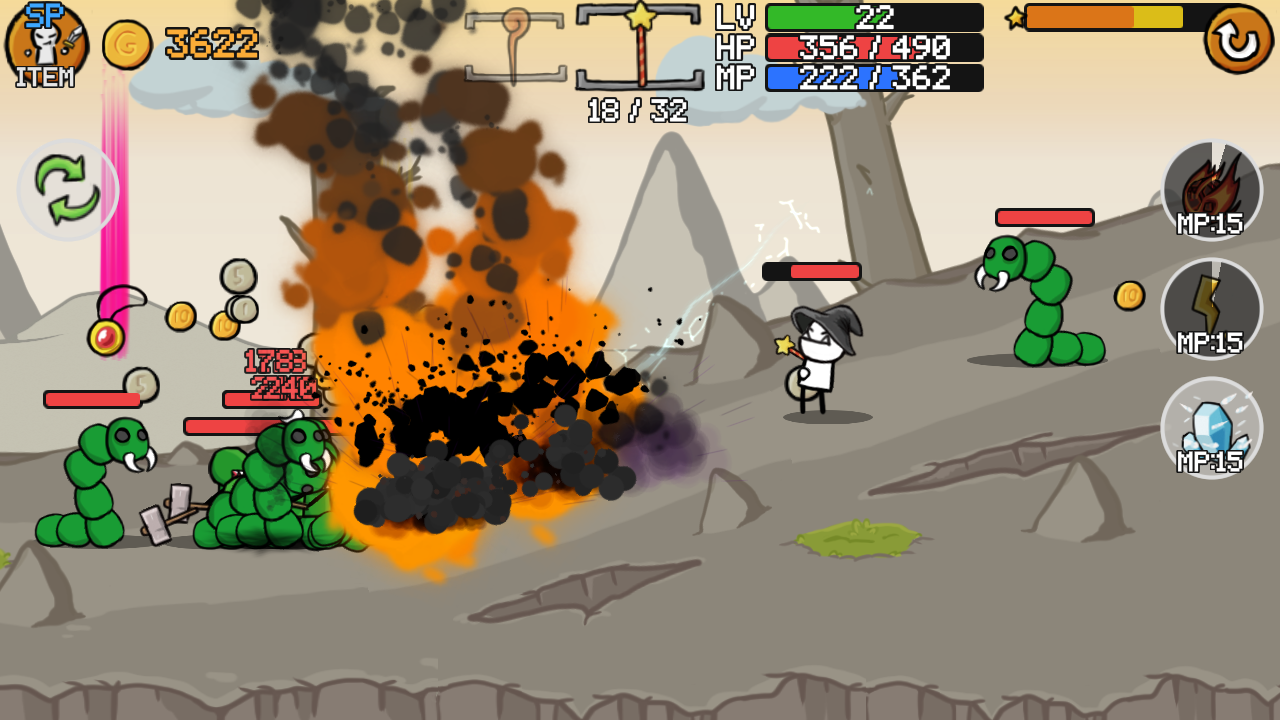 Stickman And Gun2 Screenshot