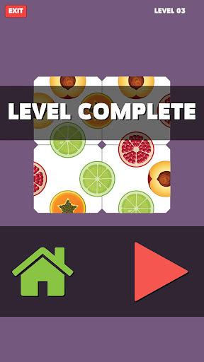 Fruit Puzzle Mania - screenshot