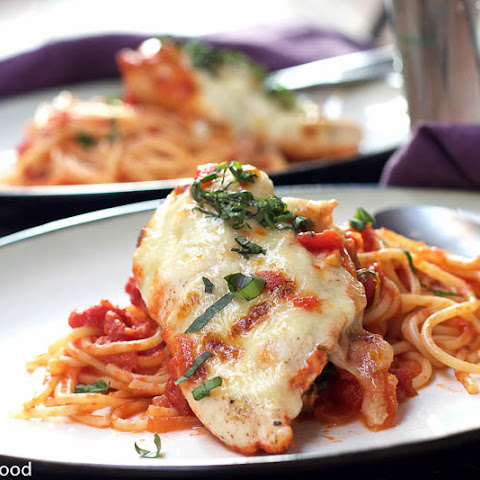 Stuffed Chicken Cacciatore