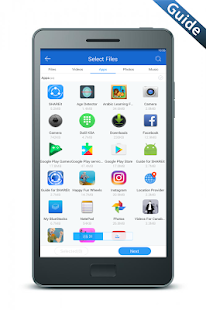 App Guide for SHAREit 2017 APK for Kindle