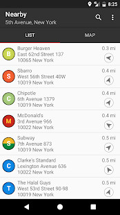 Fast Food Locator   Worldwide Fast Food Finder for pc