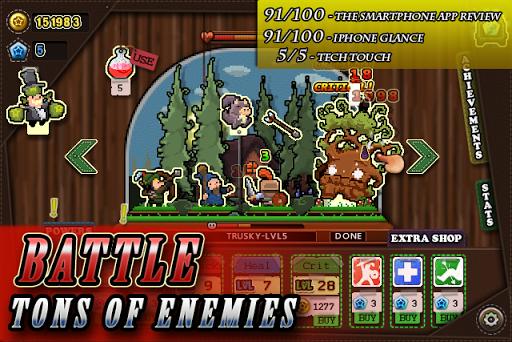Tap Heroes - Idle Clicker - screenshot