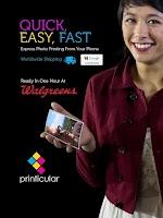 Screenshot of Printicular Print Photos