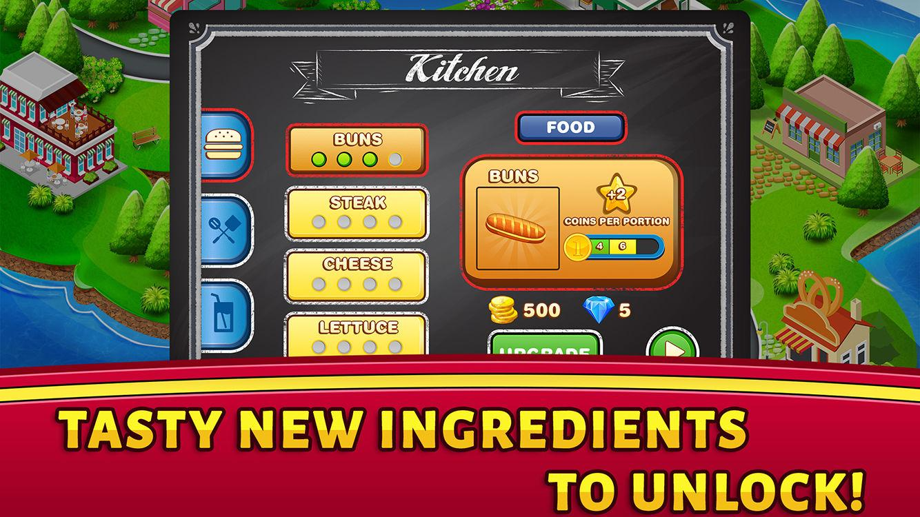 Deli Dash Cooking Scramble Screenshot 4