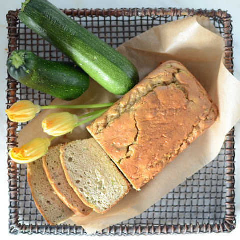 Low-Carb Zucchini Bread