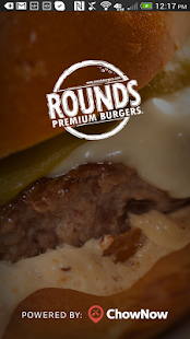 Rounds Premium Burgers - screenshot