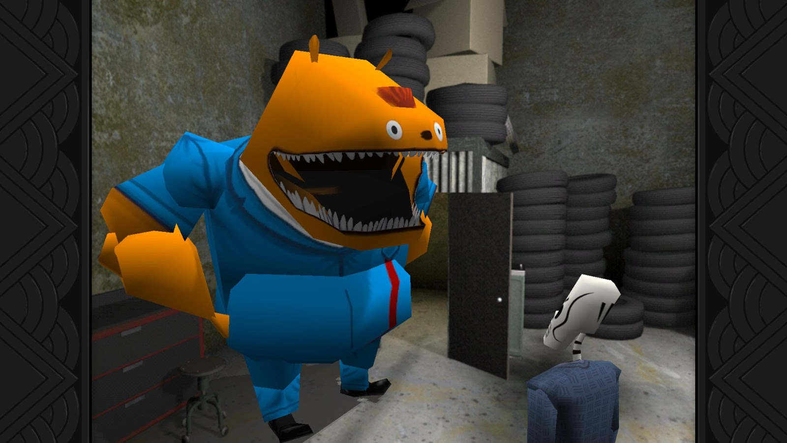 Grim Fandango Remastered Screenshot 7