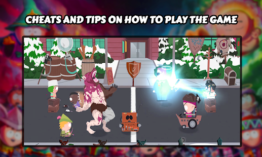 Tips South Park – Phone Destroyer » Free Online Games