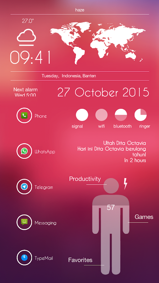 Glassy2 Theme Screenshot 0