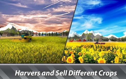 Game Big Machines Simulator: Farming - run a huge farm! APK for Windows Phone