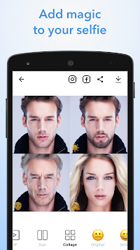FaceApp APK screenshot thumbnail 1