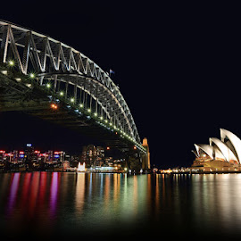 Sydney, The Emerald City of OZ by Feriana Ohari - Buildings & Architecture Bridges & Suspended Structures