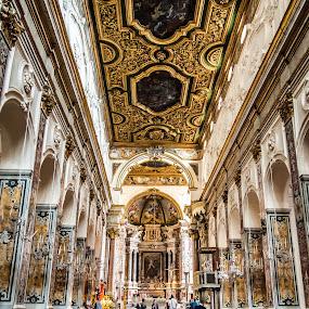 Amalfi Cathedral by Éric Senterre - Buildings & Architecture Public & Historical ( amalfi, italie, dôme d'amalfi )