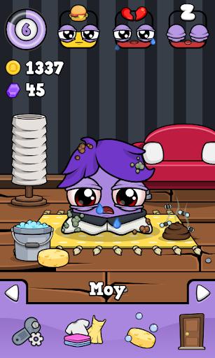 Moy 4 � Virtual Pet Game - screenshot