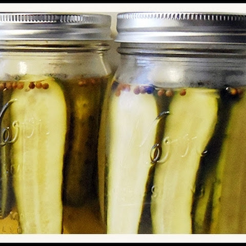 Homemade Claussen Pickles Copycat