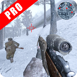 Download Call of Sniper WW2 Pro: FPS Shooting Games 2018 For PC Windows and Mac