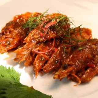 Fragrant Fried Prawn