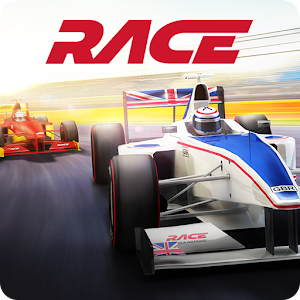 RACE: Formula nations Icon
