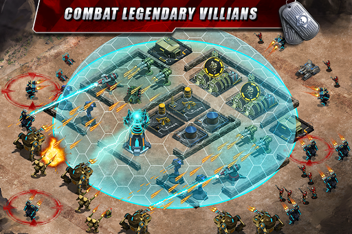 Alliance Wars: American Empire For PC