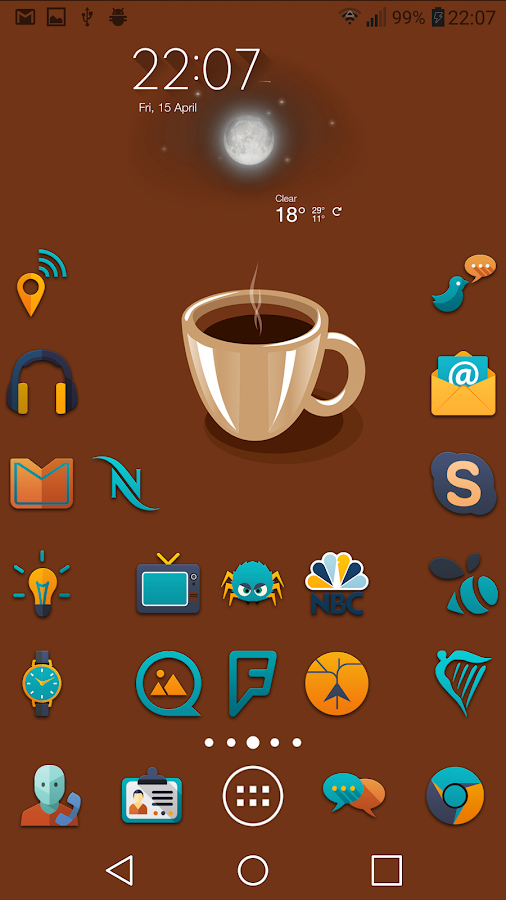 Plexis Icon Pack Screenshot 1