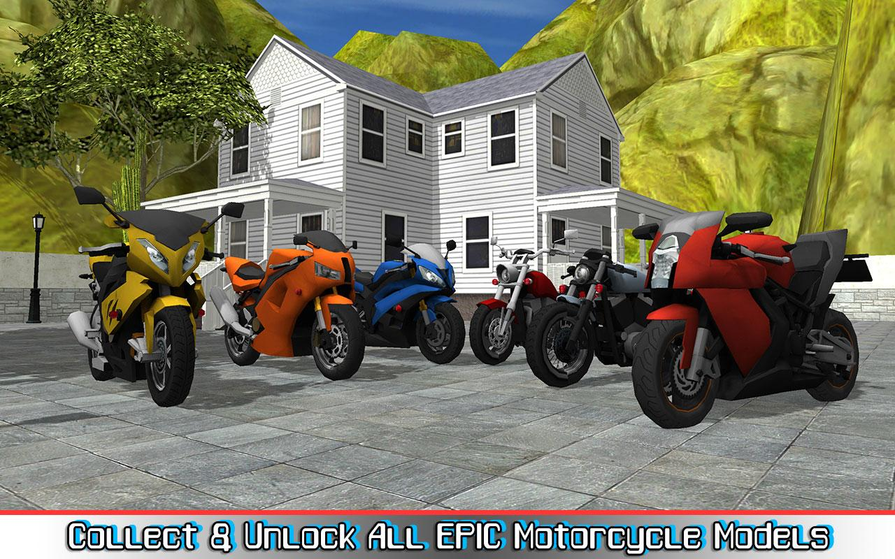 Hill Climber Moto Bike World 2 Screenshot 4