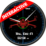 UTW Spatial Wars - Watch Face Icon