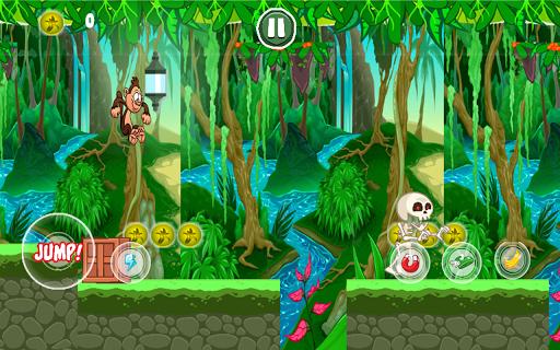 Jungle Monkey Runner - screenshot