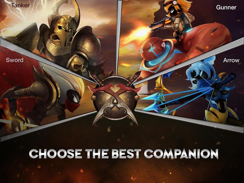 Stickman Legends: Shadow Wars Screenshot 13