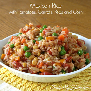 Best Ever Mexican Rice