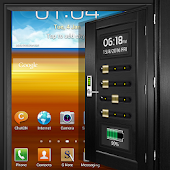 Open Door Lock Screen APK for Bluestacks
