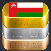 Oman Gold Price Chart APK Icon