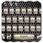 Classic Metal Keyboard Theme Icon