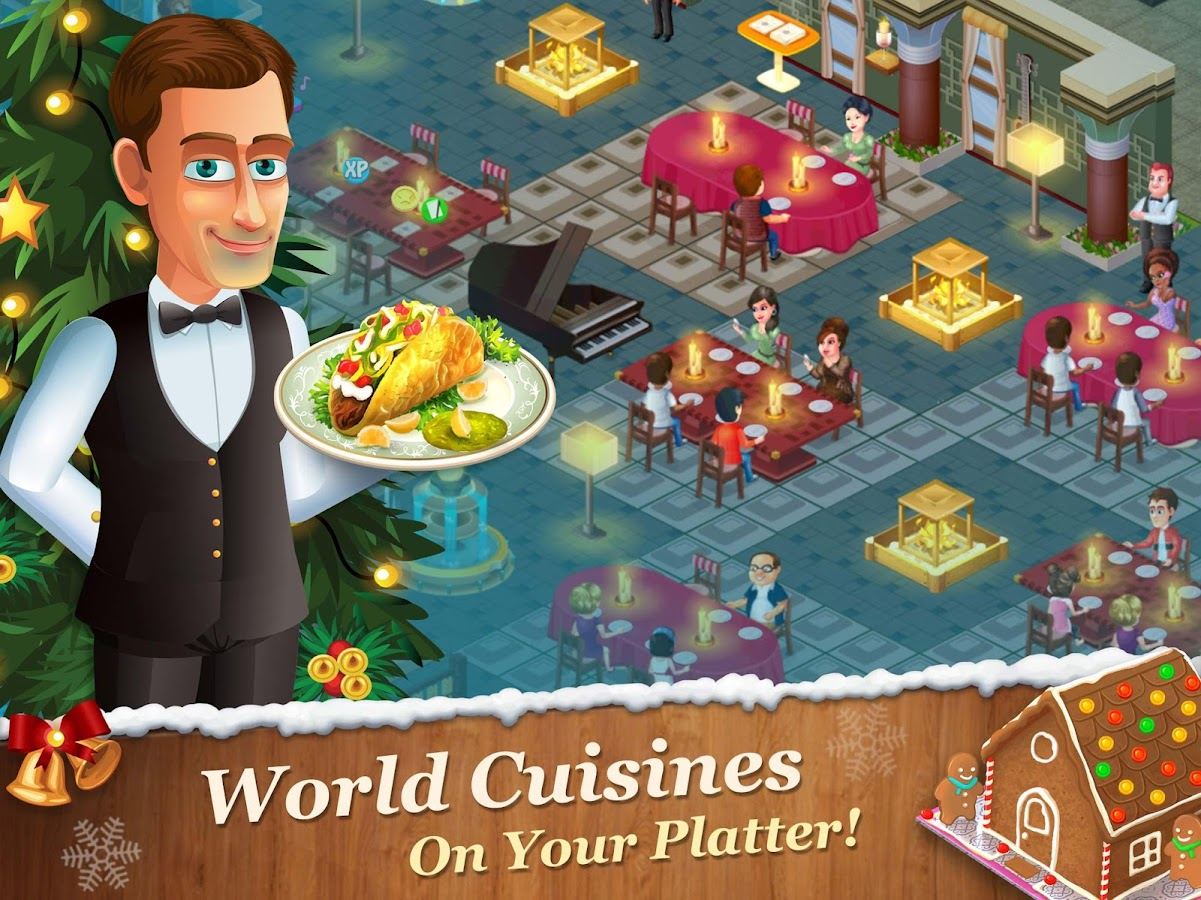 Star Chef: Cooking & Restaurant Game Screenshot 8