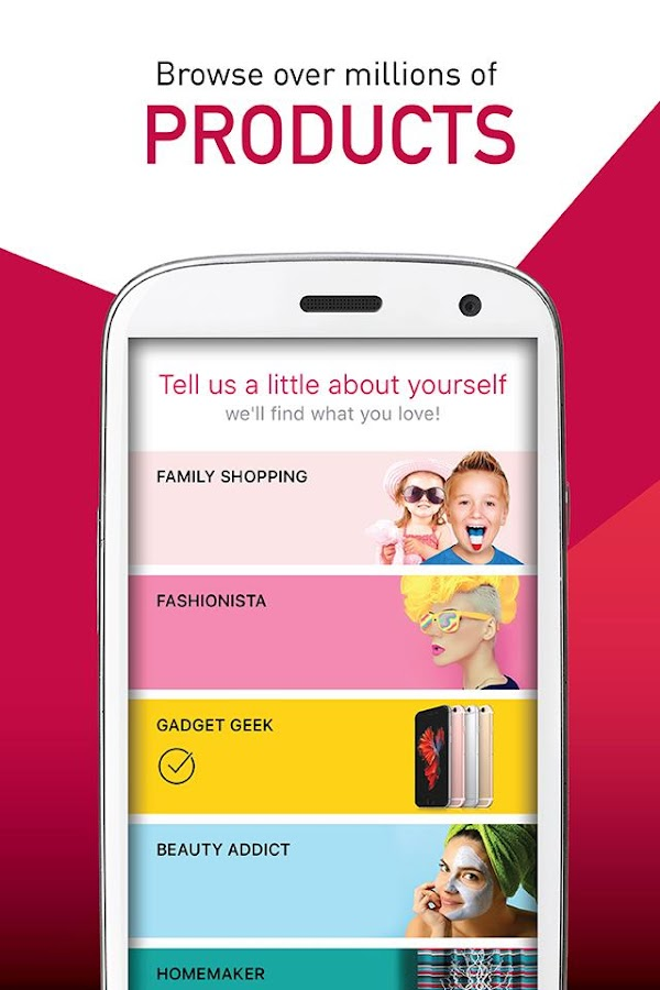 Ensogo – Shop what you love Screenshot 1