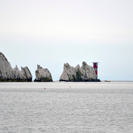 The Needles by Neil Wilson - Buildings & Architecture Public & Historical