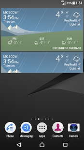 Xperia Weather