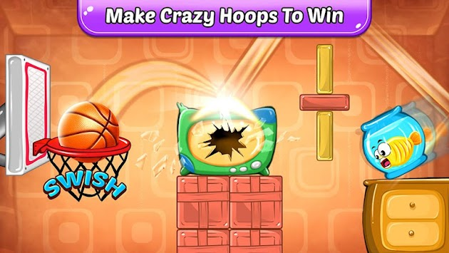 Basketball Superstar - Shoot Crazy Basket Hoops APK screenshot thumbnail 1
