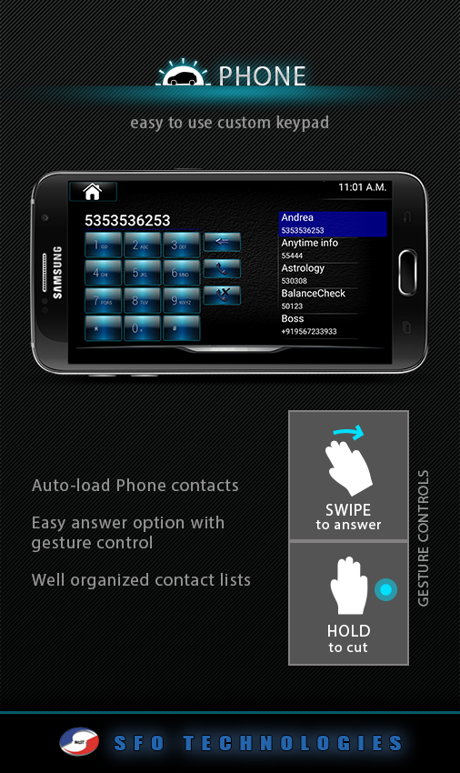Smart Drive IVI Screenshot 3